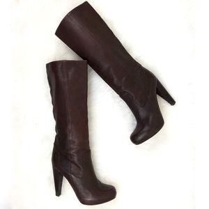 LOEFFLER RANDALL Brown Tall Boots